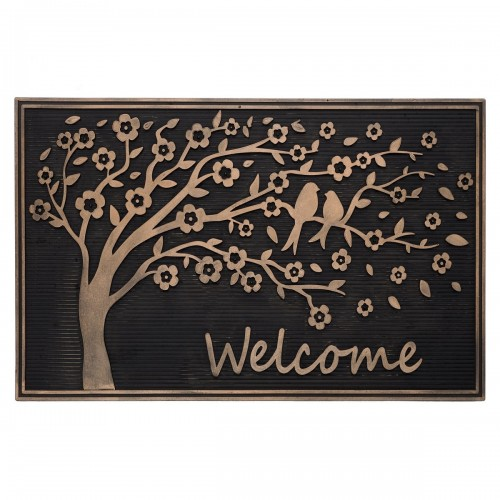 FELPUDO GOMA 75 X 45 X 0,70 CM - WELCOME TREE