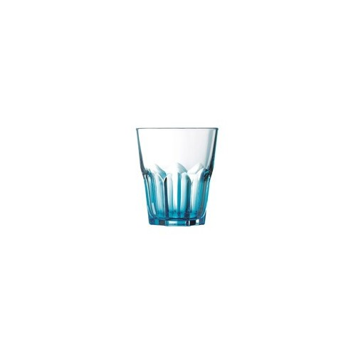VASO FB BLUE CRAZY COLORS LUMINARC 30 CL