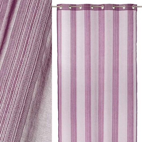 VISILLO LOVING COLOURS POLIESTER MORADO 140 X 260 CM