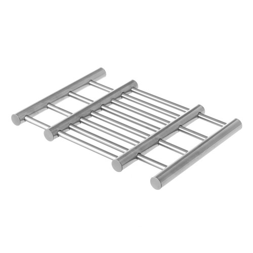 SALVAMANTEL EXTENSIBLE METAL CROMADO 23 X 20 X 1,90 CM