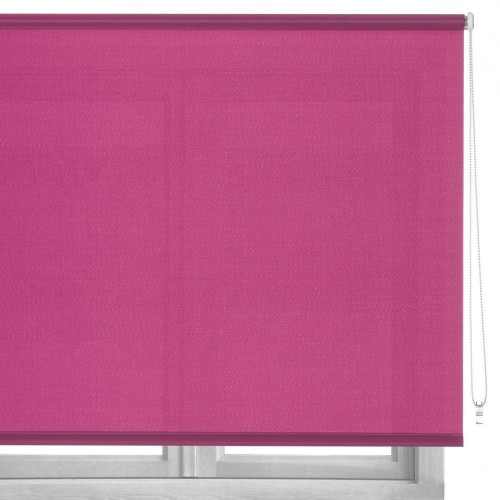 ESTOR LOVING COLOURS POLIESTER FUCSIA 100 X 250 CM